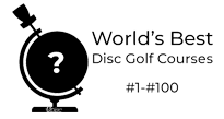 udisc worlds best DGC
